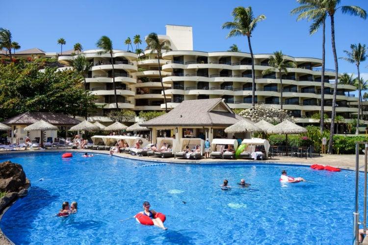 The Sheraton Maui Resort and Spa