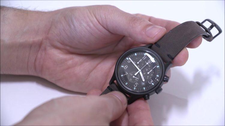 Timex MK1 Steel Chronograph