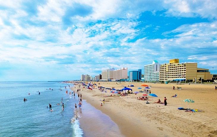 10 Best Weekend Getaways in Virginia in (with Photos ... |Virginia Beaches