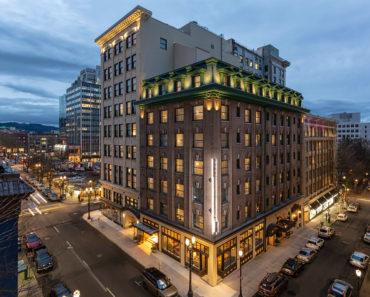 10 Reasons the Woodlark Hotel is a Great Stay in Portland, Oregon
