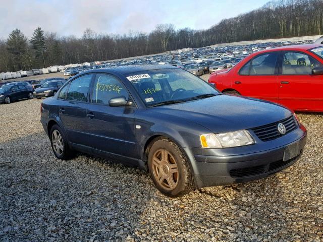 2001 Volkswagen Passat New GLX