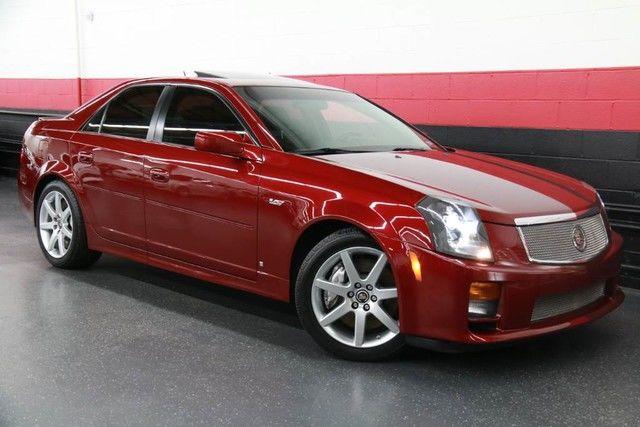 2007 Cadillac CTS V