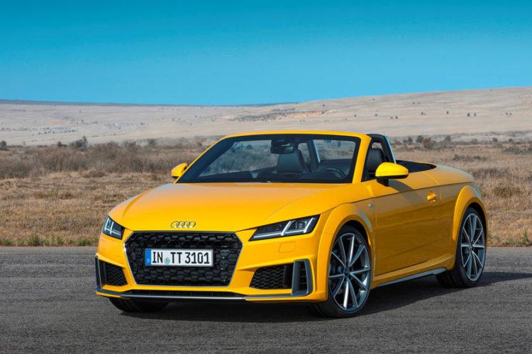 2020 Audi TT Convertible