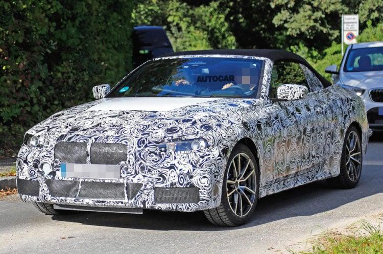 2020 BMW 430 Convertible