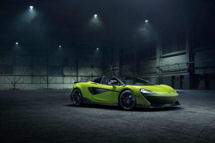2020 McLaren 600LT Convertible