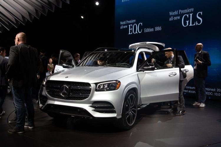 2020 Mercedes-Benz GLS hybrid