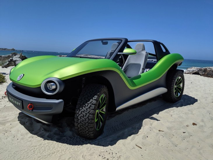 2020 Volkswagen ID.Buggy Electric Concept