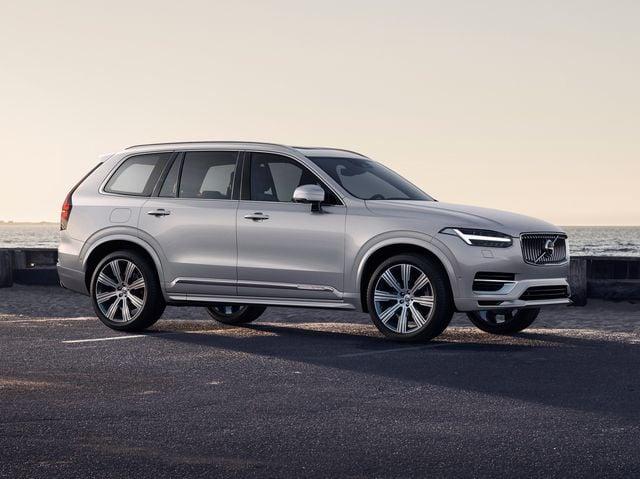 2020 Volvo XC90 PHEV