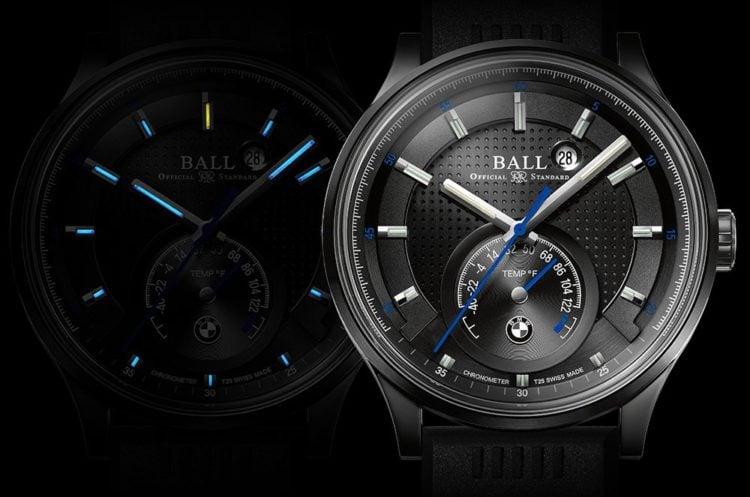Ball BMW TMT