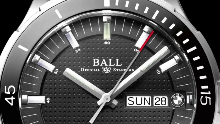 Ball BMW Time Trekker limited edition