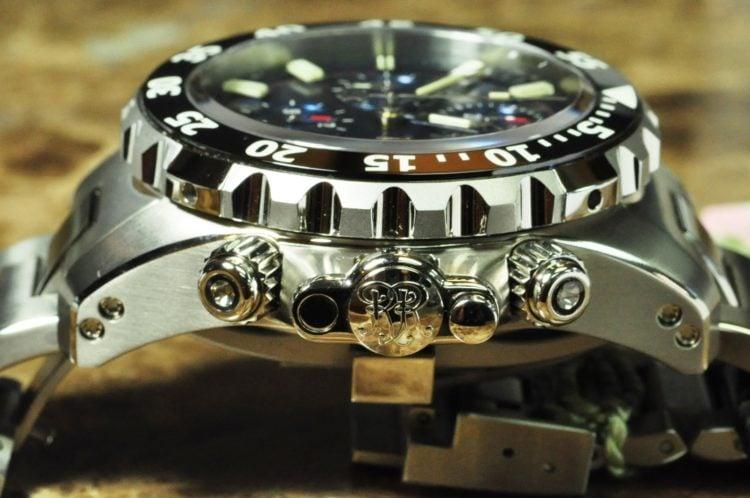 Ball Men's Engineer Hydrocarbon Nedu Chronometer Titanium Automatic Chronograph Watch