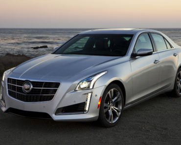 Best Cadillac CTS Models