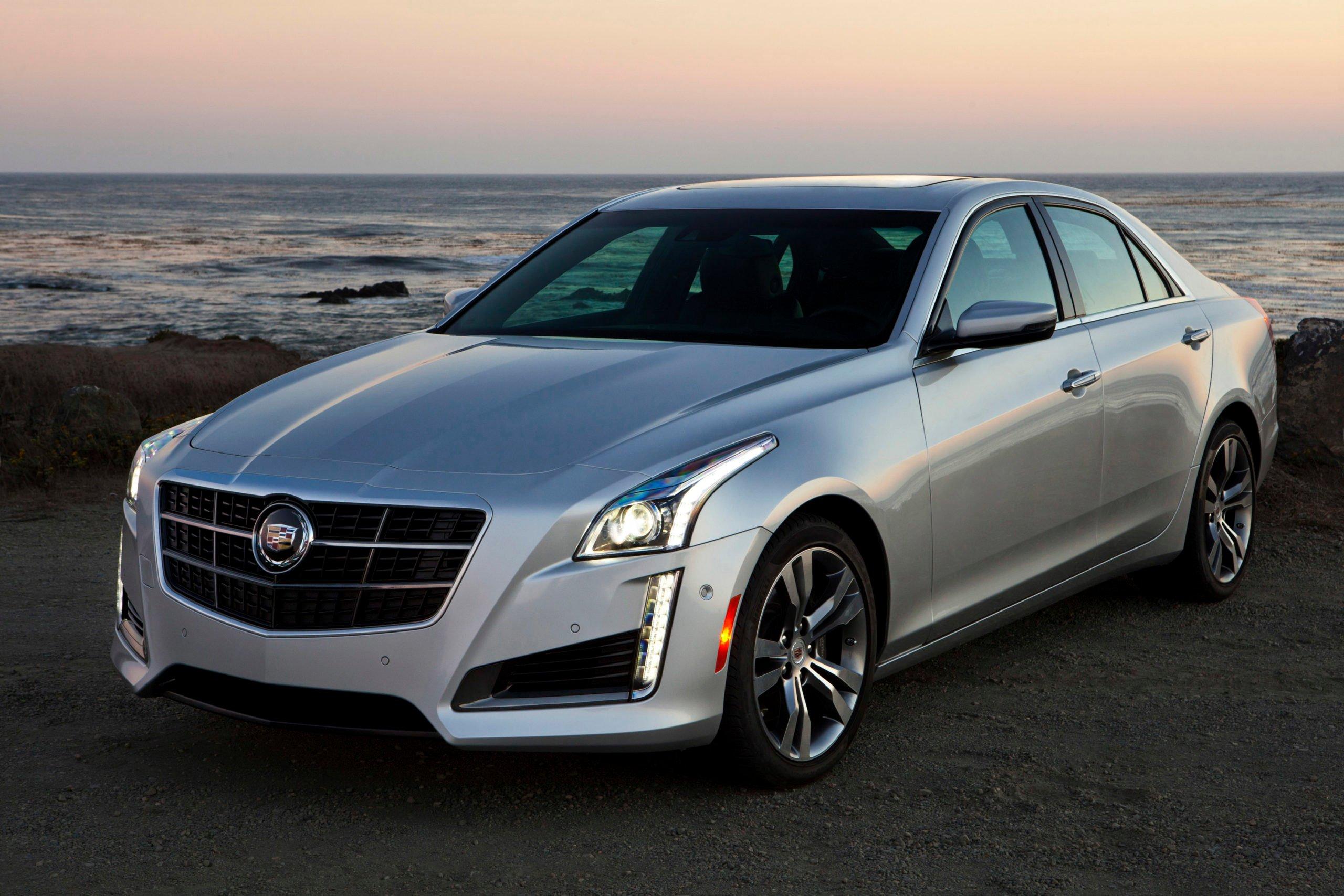Cadillac ATS-V Reviews: Research New & Used Models   Motor