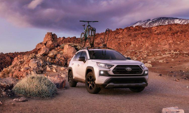 Best Toyota AWD Models
