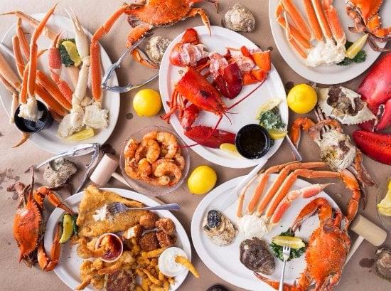 Blue Ridge Seafood