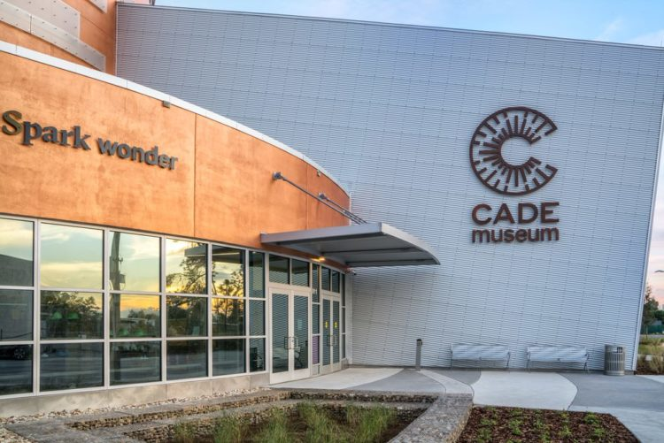 Cade Museum for Creativity and Invention