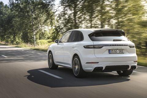 Cayenne Turbo SE-Hybrid