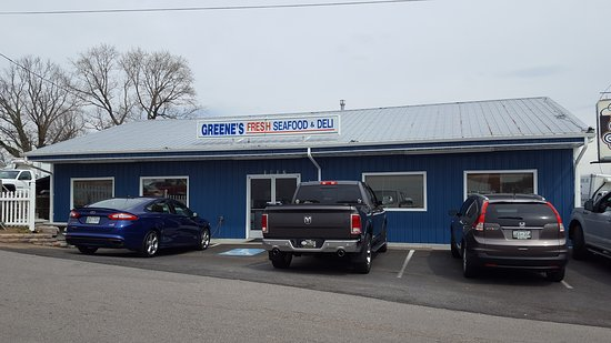 Greene's Fresh Seafood