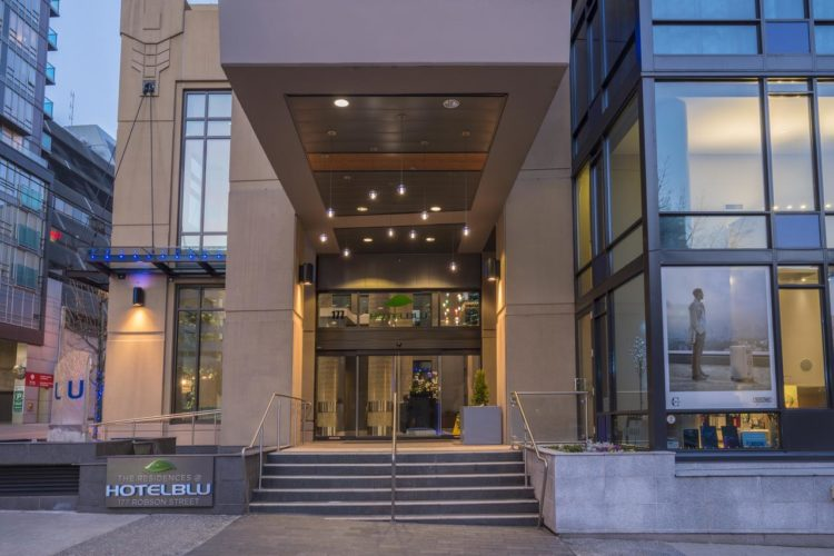 Hotel BLU & Residences Vancouver