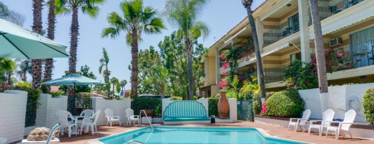 Hotel Pepper Tree Boutique Kitchen Studios - Anaheim