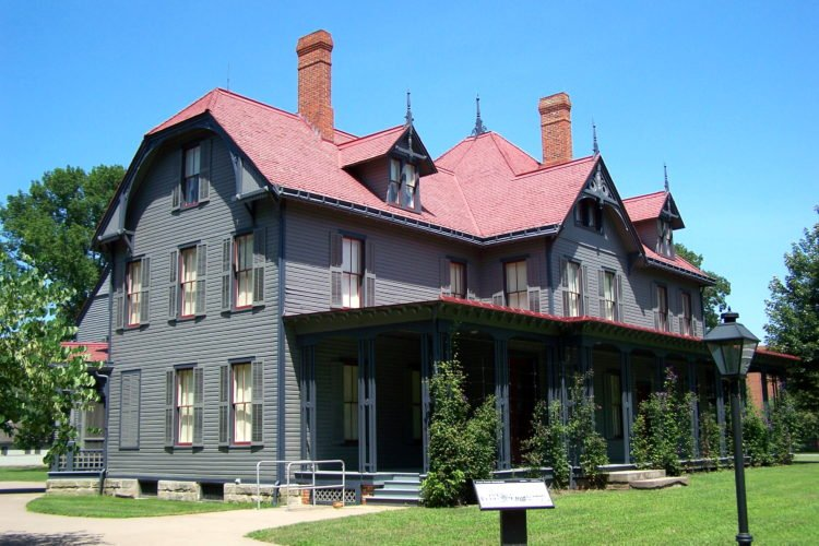 James A. Garfield National Historic Site, Mentor, Ohio