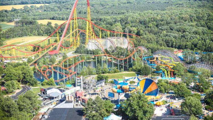 King's Dominion Amusement Park