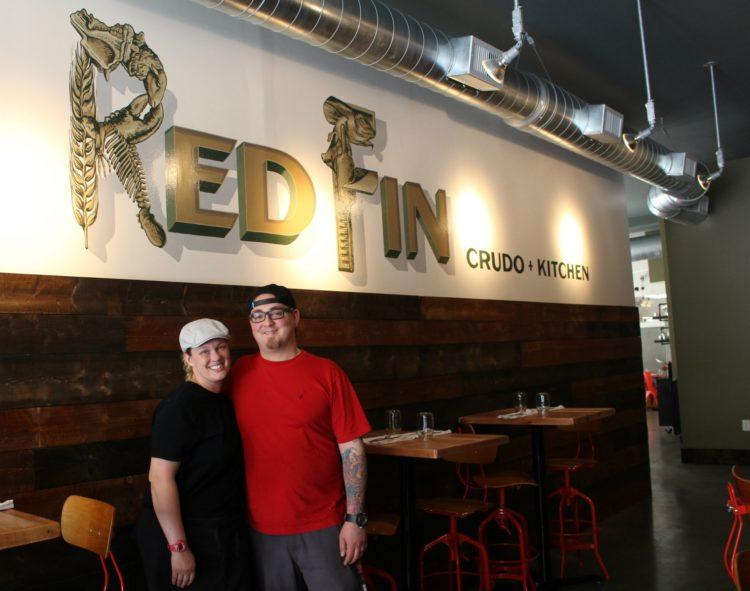 RedFin Crudo + Kitchen