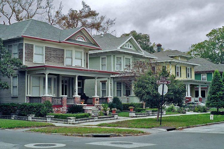 Riverside and Avondale