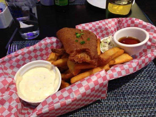 Stadium Fish & Chips
