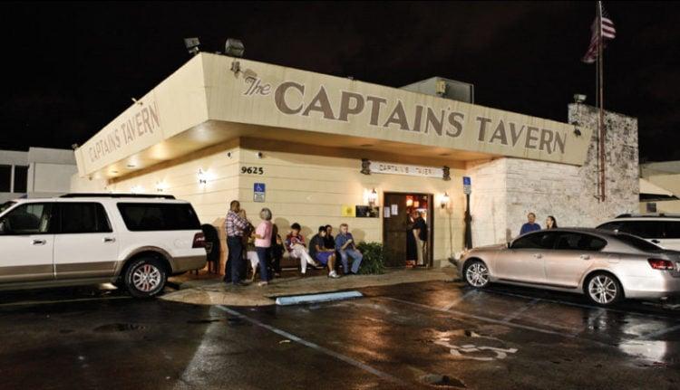 The Captain's Tavern