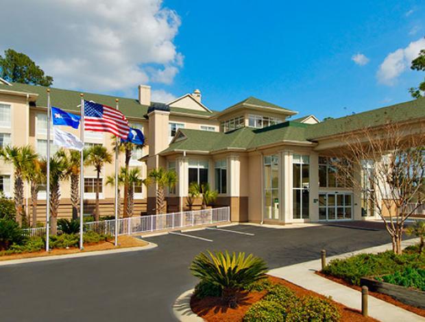 The Hilton Garden Inn Hilton Head