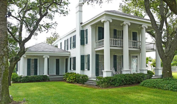 The Menard Home