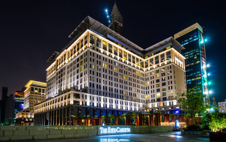 The Ritz-Carlton Dubai International Financial Center