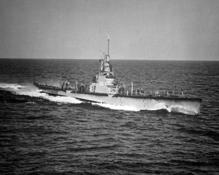 USS Cod Submarine Mem