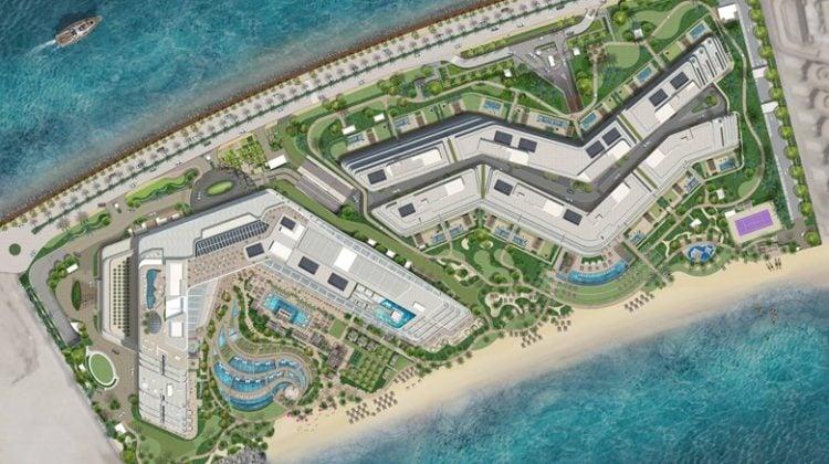 W Dubai- The Palm