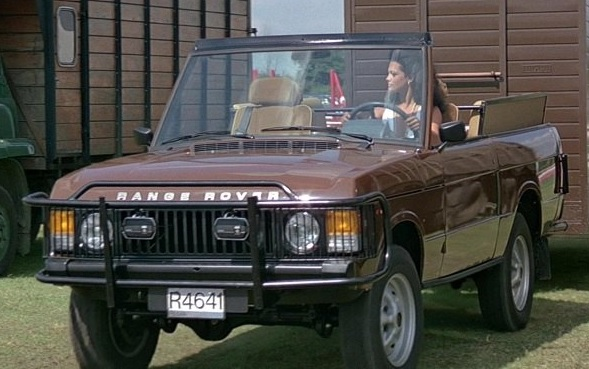 1980 Range Rover Rapport Huntsman