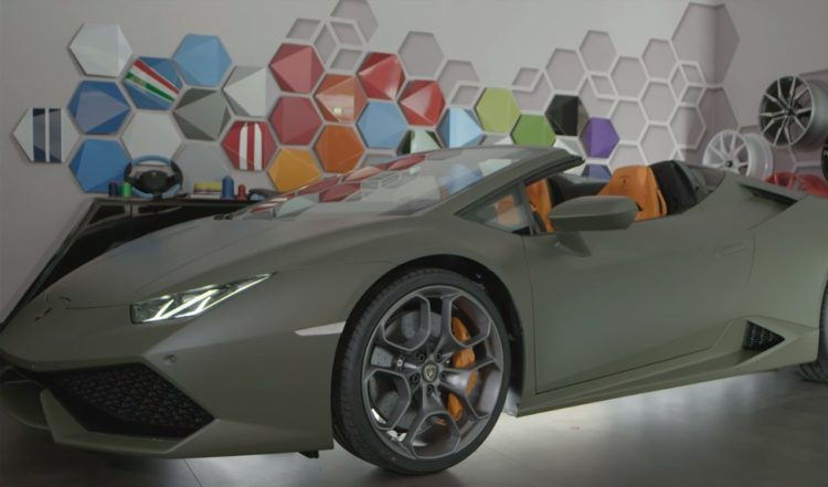 2020 Lamborghini Huracan Ad Personam