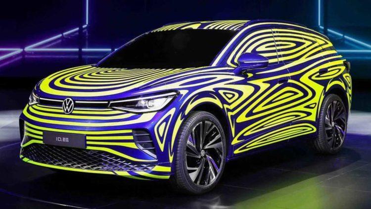 2020 Volkswagen ID 4