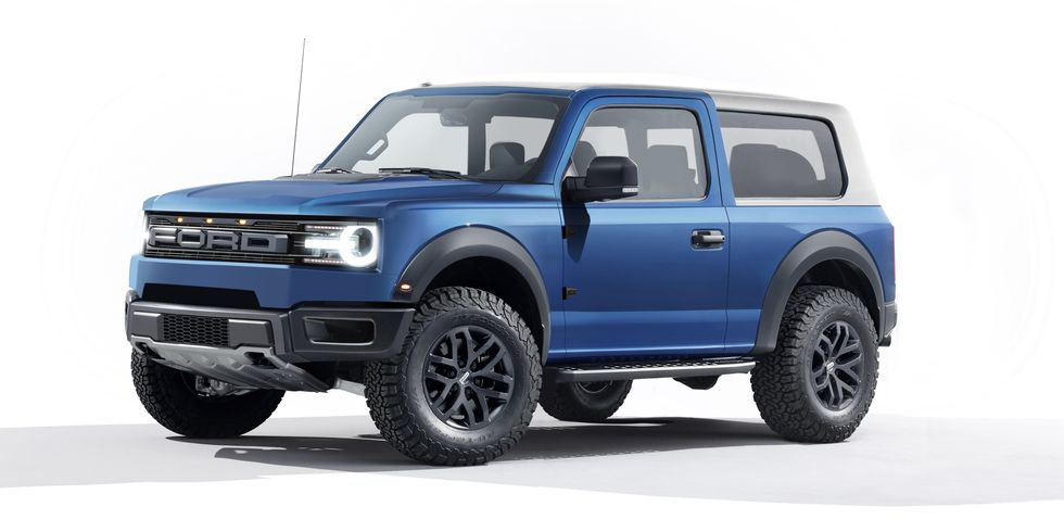 Insider Details Revealed About the 2021 Ford Bronco
