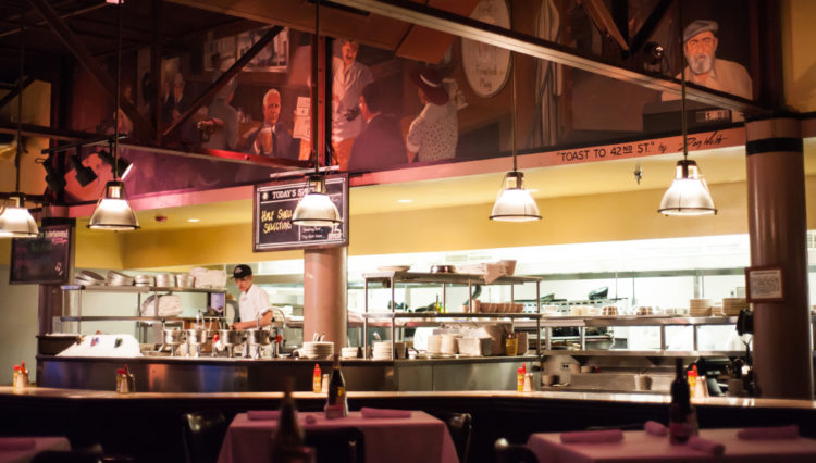 42nd Street Oyster Bar & Seafood Grill