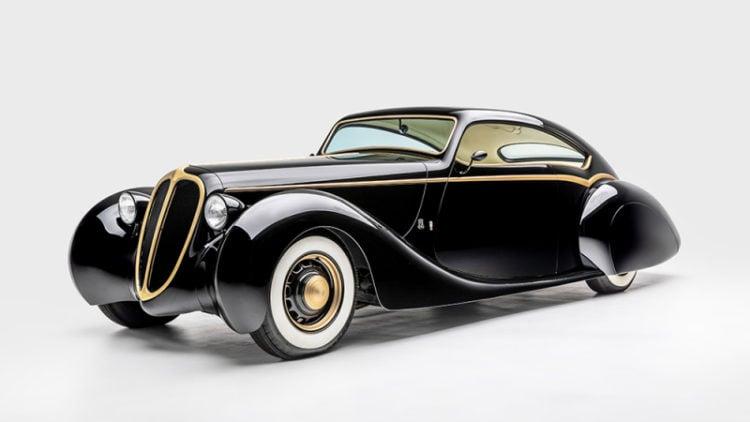 Black Pearl (1948 Jaguar)