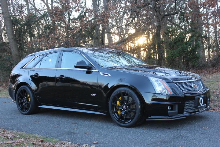Cadillac CTS V Wagon