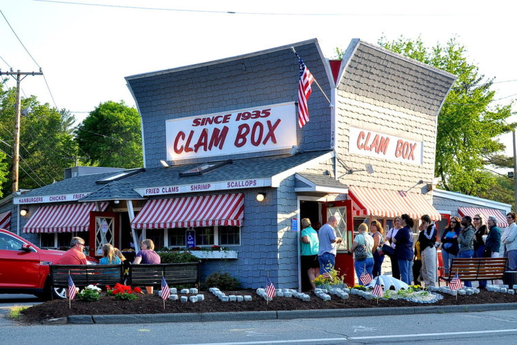 Clam Box of Ipswich