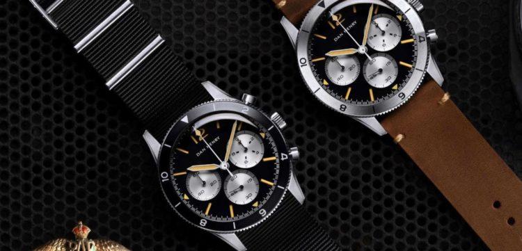 Dan Henry 1963 Racing Chronograph