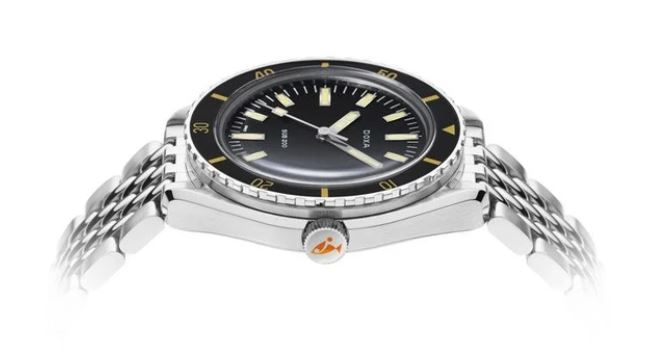 Doxa Shark Sub Diver Diamond Dial