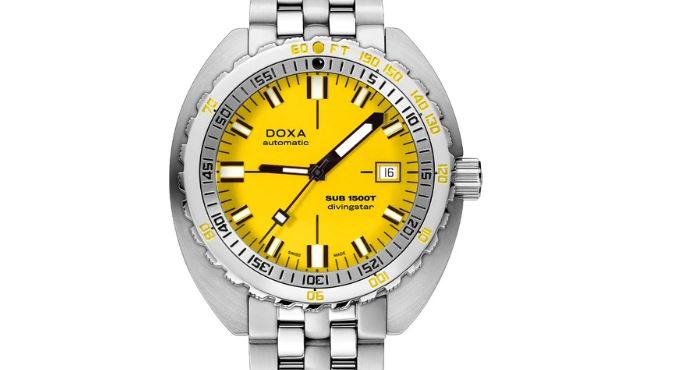Doxa Sub 300T Divingstar Poseidon Edition LE 500