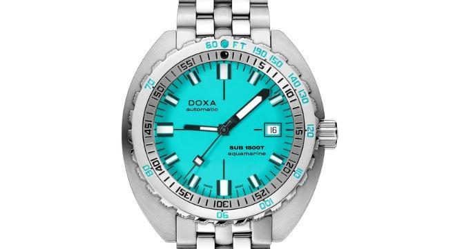 Doxa Sub1500 T Aquamarine