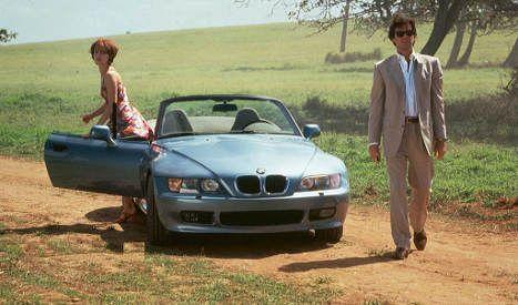First Bimmer- BMW Z3