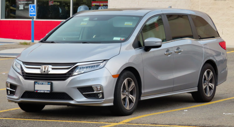 Honda Odyssey…Lincoln, Alabama
