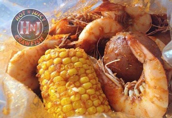 Hot N Juicy Crawfish